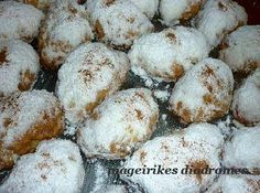 Greek Sweets, Greek Desserts, Greek Recipes, Home Recipes, Cooking Recipes, Recipe Images, Different Recipes, Chocolate Cake, Muffin