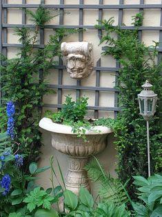 26 meilleures images du tableau Vasques de jardin en pierre ...