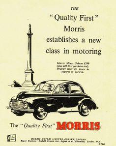 Morris Minor 1950