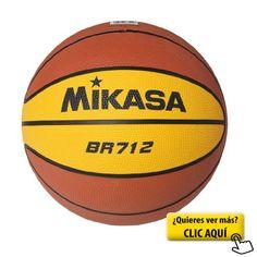 Mikasa BR-712 - Balón de baloncesto, color... #balon #basket
