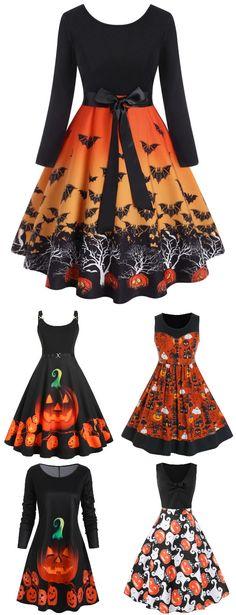 Trio Halloween Costumes, Halloween Parties, Halloween Fashion, Halloween Dress, Halloween Outfits, Black Prom Dresses, Pin Up Dresses, Pretty Dresses, Beautiful Dresses