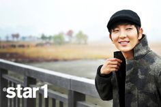 Lee Jun Ki - @Star1 Magazine December Issue '13