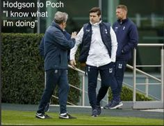 Pochettino wants Spurs to show their mentality