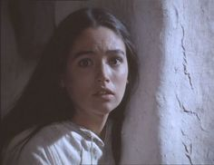 Mary and Anna after The Annuciation  (Jesus of Nazareth Olivia Hussey)