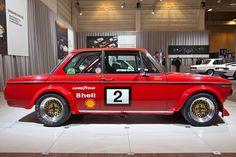 BMW 2002 Gruppe 2, wurde von Dieter Hegels gefahren