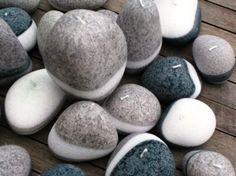Rocks Candel