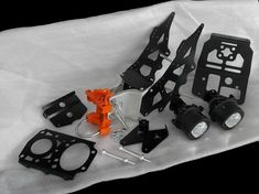 Perfect Fairings - Rally Brackets-Navi Towers - KTM 450RFR -690RFR /Enduro Navigation Tower Ktm 690 Enduro, Rally Raid, Cars And Motorcycles, Motorbikes, Towers, Pure Products, Make It Yourself, Himalayan, Ideas