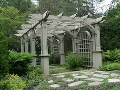 A simple 3 post pergola design. We design shade structures for clients around the globe. Let us design a 3 post pergola or shade structure for you! Pergola Carport, Building A Pergola, Small Pergola, Pergola Canopy, Pergola Swing, Pergola Attached To House, Pergola With Roof, Cheap Pergola, Wooden Pergola