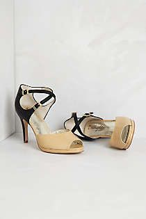 Anthropologie - Lily Heels