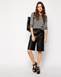 Top pick: I have been searching for a pair of leather shorts like these for ages. They are way too cool!  Find them here:http://asos.to/1p6fAmY