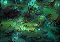 Новости Game Environment, Environment Concept Art, Environment Design, Landscape Concept, Fantasy Landscape, Fantasy Art, Bg Design, Game Design, Game Art