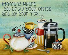 internetten alıp arşivlediğim bu mutfak temalıresimleri umarımbeğenirsiniz... ... #coffeeart