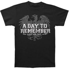 A Day To Remember Friends T-shirt