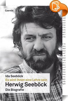 """Es wird ihnen eine Lehre sein    ::  Herwig Seeböck (1939-2011) war eine vielseitige, originelle und schillernde Persönlichkeit. Zahlreiche Mythen ranken sich um den Autor der berühmt gewordenen """"Häfenelegie"""". """"Es wird ihnen eine Lehre sein"""" ist die erste umfassende Biografie des Ausnahmekünstlers, in der unter anderem Wolfgang Ambros, Josef Hader, Oscar Bronner, Willi Resetarits, Alfred Dorfer, Andrea Händler und natürlich Seeböck selbst und seine Tochter zu Wort kommen.  Herwig Seebö..."""