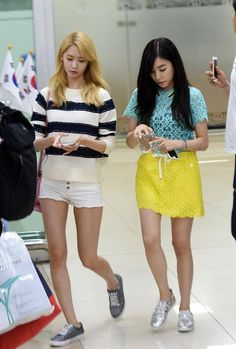 [150707] Tiffany at Gimpo Airport Arrival From Japan