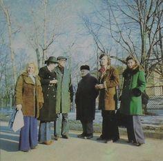 Эдуард Лимонов, 1975