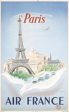 1930s French Winter Ski Travel Poster Hugon  Estimated Price: $460 - $800  Description: Hugon, Roland 1911 -. Superbagneres - Luchon. Lithograph 1937 . Size: 39.3 x 24.4 in. (100 x 62 cm) . Printer: Paul Martial, Paris