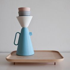 New colors - Sucabaruca Coffee by Luca Nichetto for Mjölk