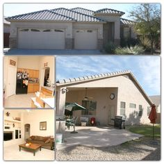 Another great FPP rental home! This home is located in the Dove Valley Ranch Community in Peoria. It is a beautiful 3bed/2bath 3 car garage home with high vaulted ceilings and tile flooring. For more info on this home go to http://www.frontporchrentals.com/rental-homes-in-glendale-arizona-2/9213-west-melinda-lane
