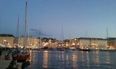 This is a masterpiece. This is the city we belong to. This is Trieste.