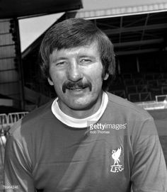 Liverpool FC Photocall Tommy Smith 31st July 1975