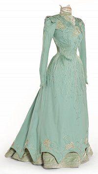 Chronologie de la mode 1715-1914