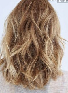 Super cute and trendy summer hair style
