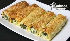 Ispanaklı Rulo Börek Tarifi en nefis nasıl yapılır? Kendi yaptığımız Ispanaklı Rulo Börek Tarifi'nin malzemeleri, kolay resimli anlatımı ve detaylı yapılışını bu yazımızda okuyabilirsiniz. Aşçımız: AyseTuzak