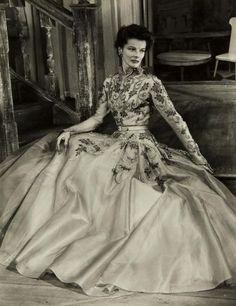 Katherine Hepburn by Angus McBean