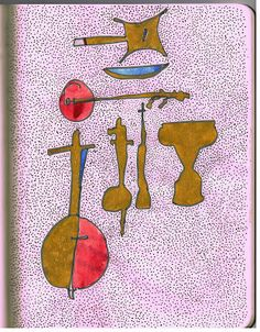 Helen Reynolds: Instruments Instruments, Doodles, Kids Rugs, Home Decor, Decoration Home, Kid Friendly Rugs, Room Decor, Home Interior Design, Donut Tower