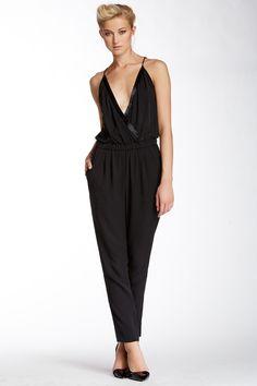 Shany Silk Embellished Jumpsuit by Diane von Furstenberg on @nordstrom_rack