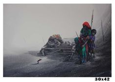 ali abbas art | ... Ali Abbas opened at Clifton Art Gallery, Karachi on 10th March 2011 to