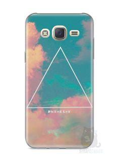 Capa Capinha Samsung J7 Triângulo no Céu - SmartCases - Acessórios para celulares e tablets :)