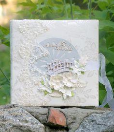 Открытый скрап-клуб: Свадебный фотоальбом