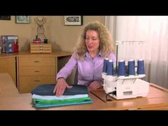 Learn all about Sergers in this video featuring Pam Mahshie, National Education Ambassador for Baby Lock