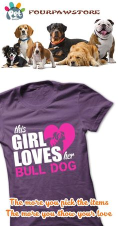 If you love your pit bull, this one is made for you! Grab yours fast!