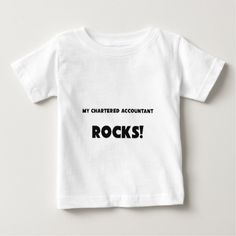 MY Chartered Accountant ROCKS T Shirt, Hoodie Sweatshirt