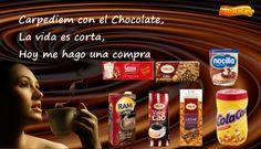 Descubre nuestras marcas de chocolates como Nestle,Valor,Nocilla,Cola-cao,Ram descubriendo un mundo de sensaciones