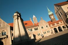 Burgplatz  (Foto: Braunschweig Stadtmarketing GmbH/okerland-archiv)