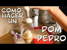 Cómo hacer un Dom Pedro – Sandy La Pastelera Soap, Personal Care, Bottle, Candy Drinks, Vanilla Ice Cream, Recipes, How To Make, Self Care, Personal Hygiene