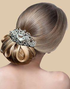 Wedding hair accesso...