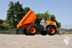 Minidumper AUSA D900AP Raddumper http://www.ito-germany.de/baumaschinen/versteigerung/minidumper/ #ausa #versteigerung #baumaschinen #auktion #auction #heavyequipment