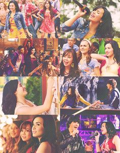 Camp Rock. I love love love the second.
