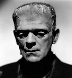 "Boris in ""Bride of Frankenstein"" (1935)"
