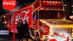 I finally visited the coca cola truck Coca Cola Christmas, Truck, Fun, Trucks, Hilarious
