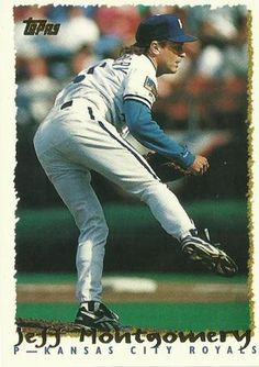 Free: 1995 Topps Jeff Montgomery - Sports Trading Cards - Listia.com Auctions for Free Stuff