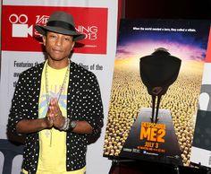 Pharrell for Presi