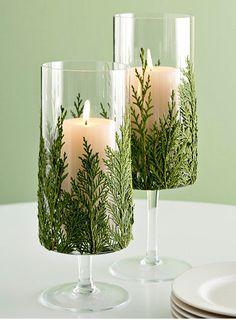 Rosa Beltran Design: 28 BEAUTIFUL AND SIMPLE DIY HOLIDAY TABLE IDEAS