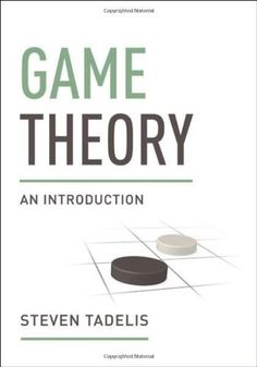 Game Theory: An Introduction by Steven Tadelis. Save 31 Off!. $34.70. Publisher: Princeton University Press (December 17, 2012). Publication: December 17, 2012. 416 pages