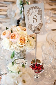 WedLuxe– Cristina + Chris   Photography by: Phototerra Studio Follow @WedLuxe for more wedding inspiration!